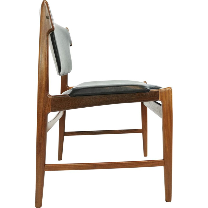 Teak danish vintage chair Kofod Larsen for G-Plan, 1960s