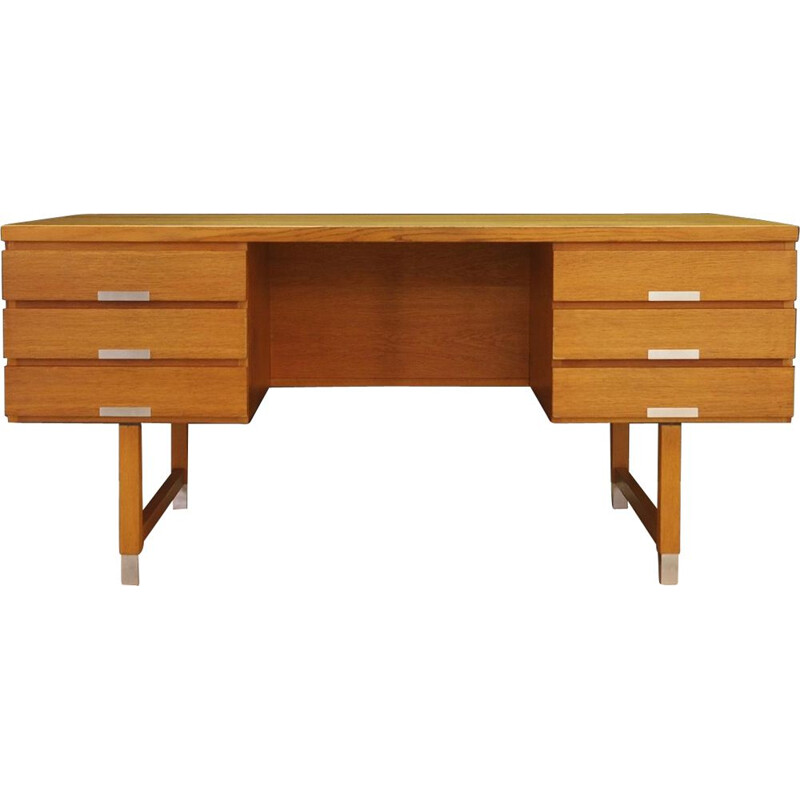 Vintage danish desk by Kai Kristiansen 1960 1970