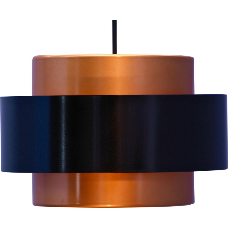 "Vintage pendant light ""Juno"" by Jo Hammerborg for Fog & Mørup, 1970s"
