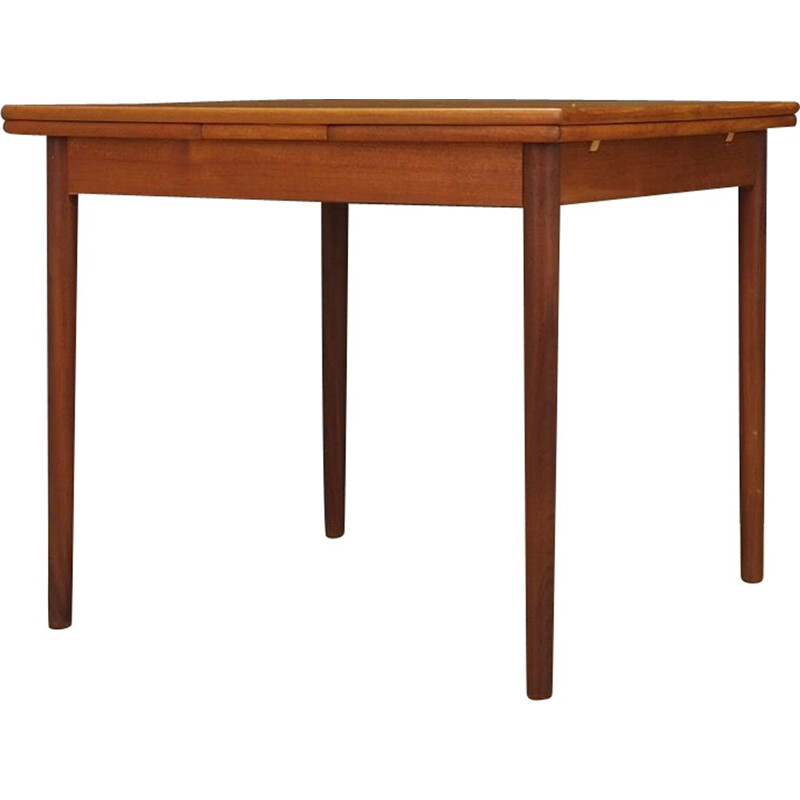 Vintage Scandinavian dining table, 1960-1970s