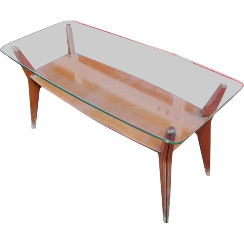 Vintage Italien Coffee table, 1950