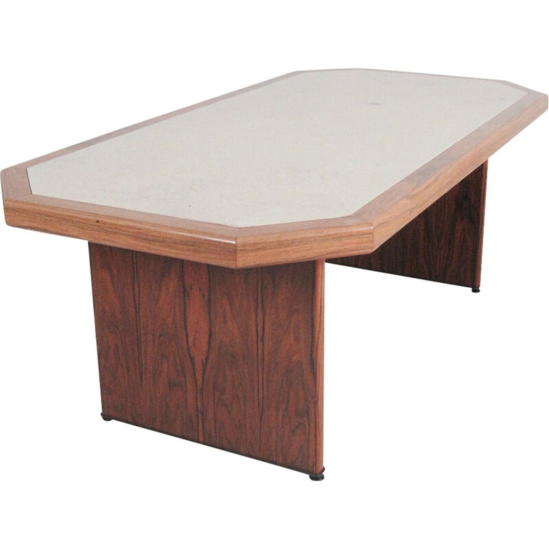 vintage desk or high table knoll edition antimott, 1950