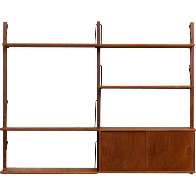 Vintage Cadovius wall unit