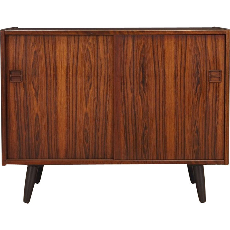 Vintage chest of drawers in rosewood, Denmark, 1960-70s