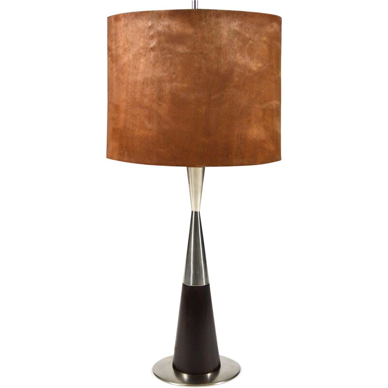 Vintage Table Lamp Model 8058  From Stilnovo, 1960s