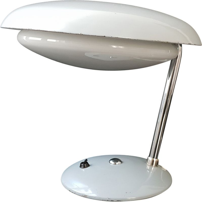 Vintage elra edition table lamp, 1950