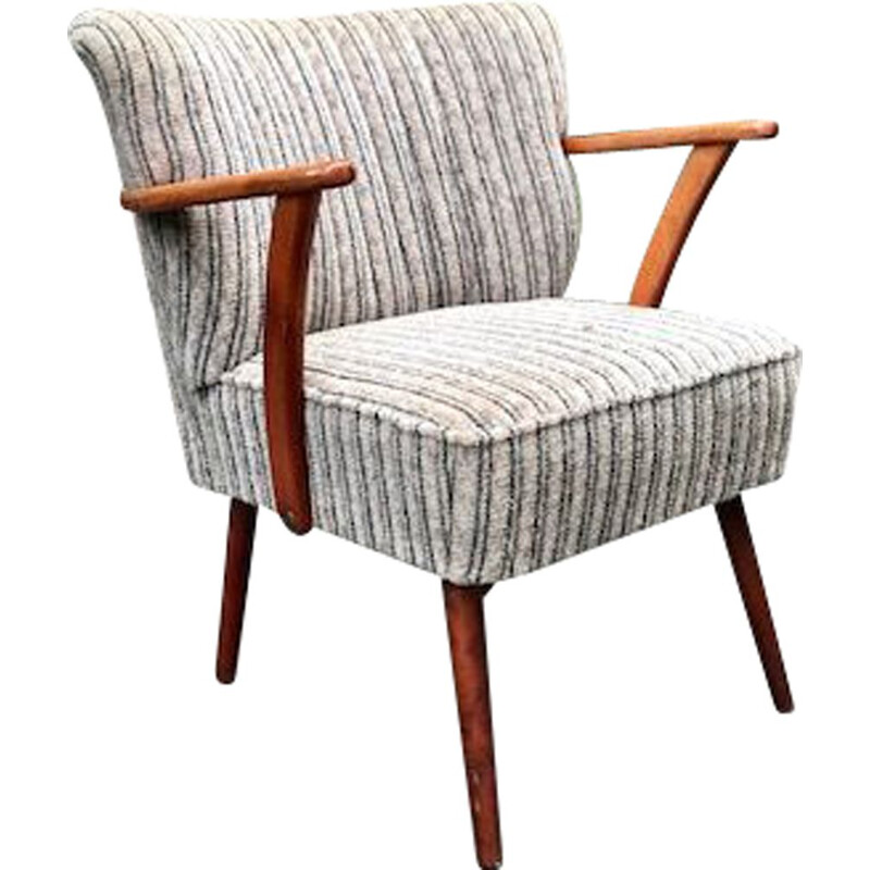 Vintage cocktail armchair, Germany 1960