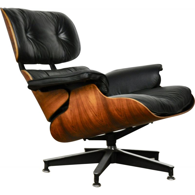 Vintage Lounge Chair by Charles & Ray Eames for Herman Miller, 1970