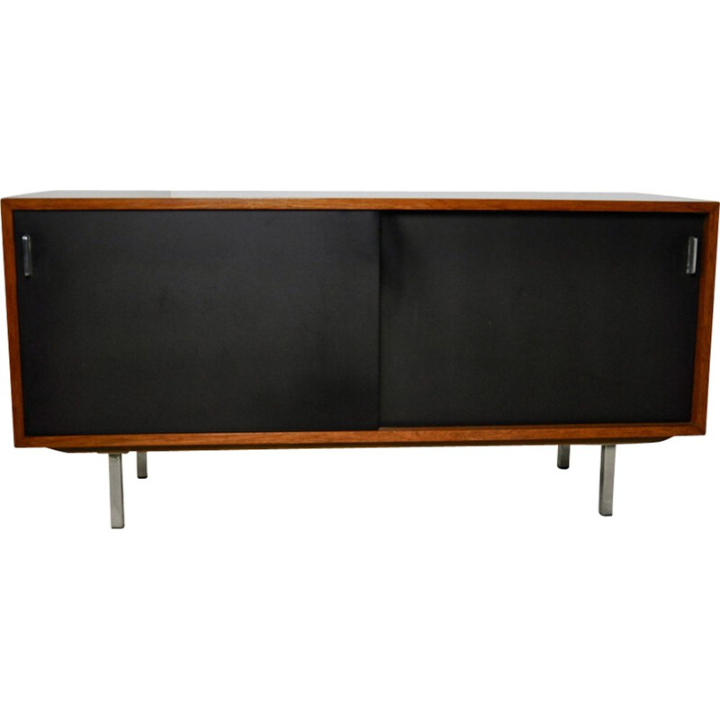 Black vintage Danish sideboard, 1960