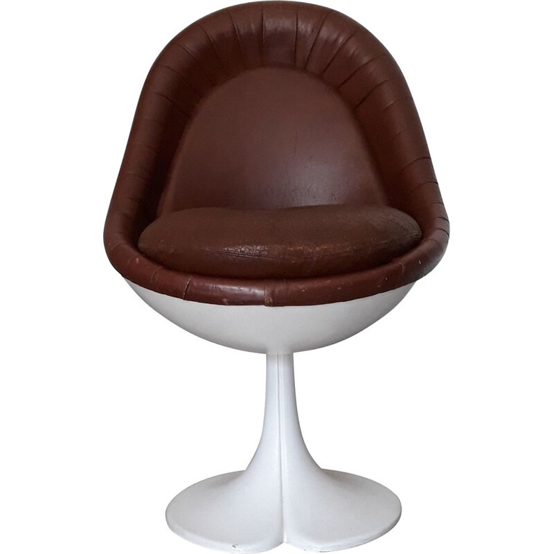 Vintage Egg chair by Christian ADAM 1970