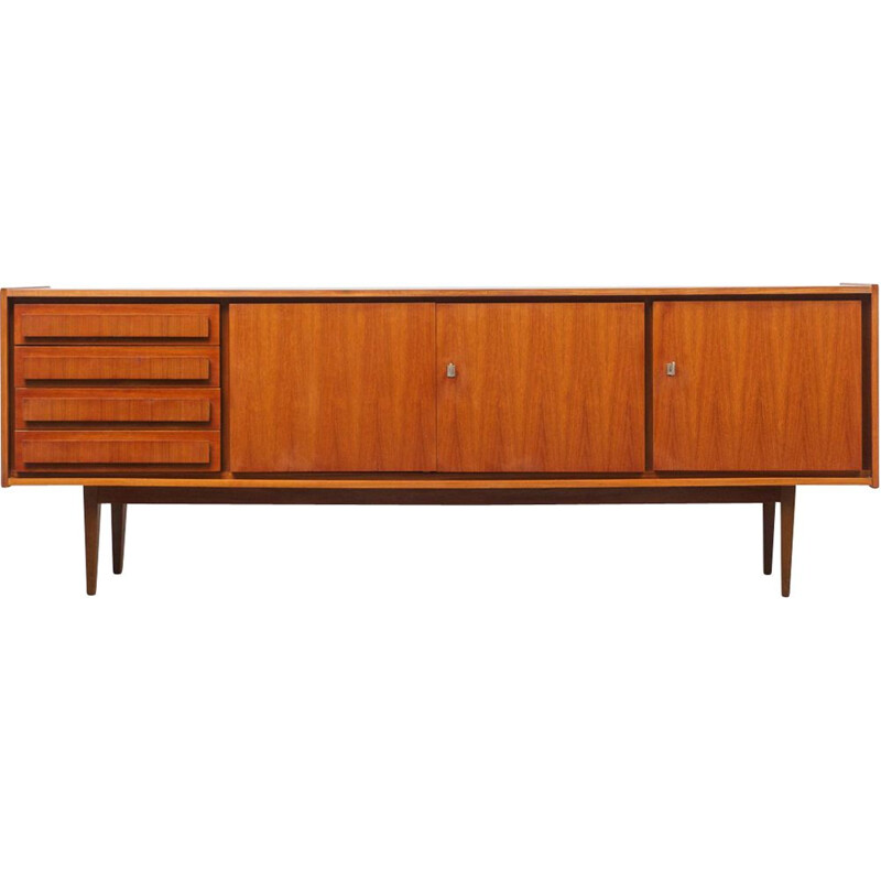 Vintage walnut sideboard by Royal Board, Sweden