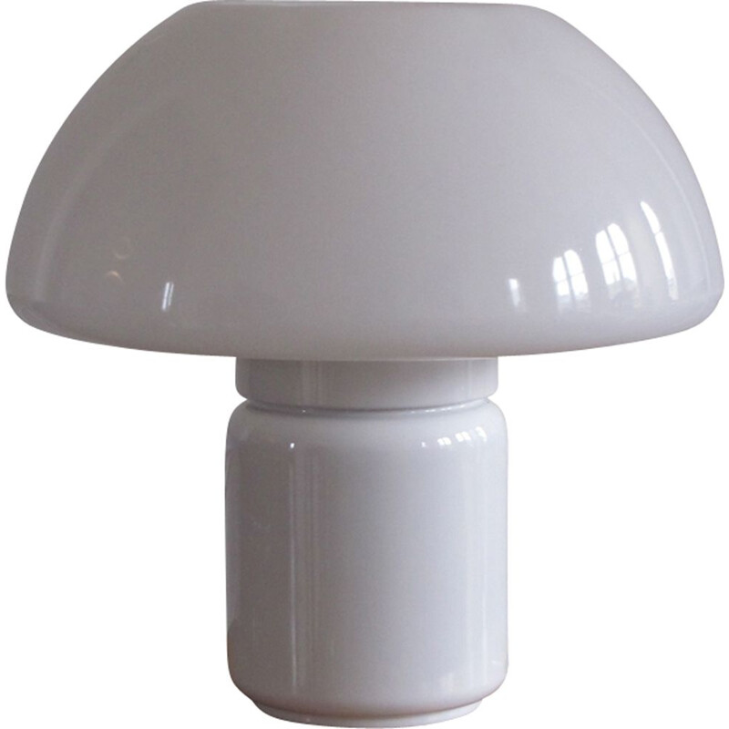 Vintage Mushroom Lamp, by Elio Martinelli for Martinelli Luce 1960