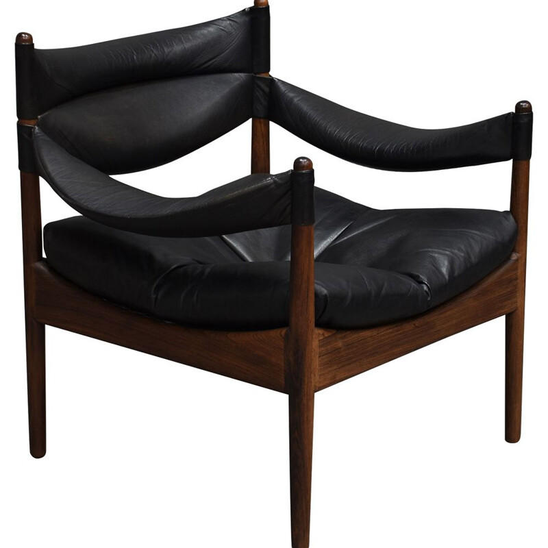 Vintage lounge chair by kristian vedel for søren willadsen - Denmark, 1960
