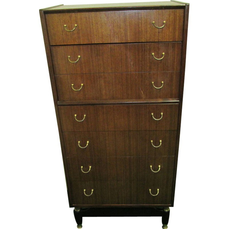 Vintage chest of drawers from Librenza for G-PLAN, 1960s