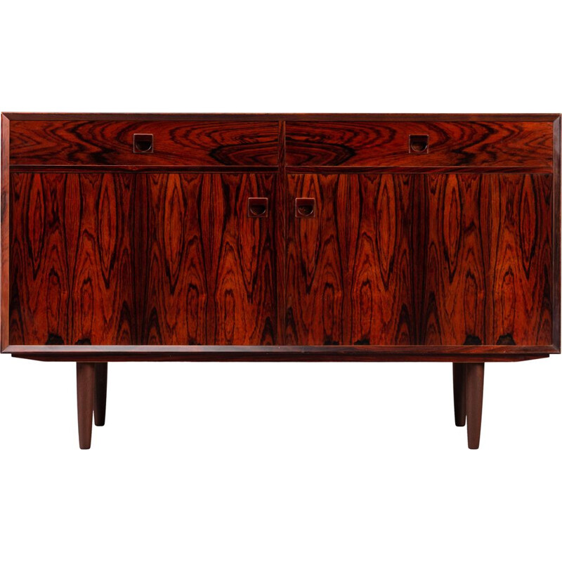 Vintage rosewood sideboard by Brouer for Brouer Møbelfabrik, 1960s