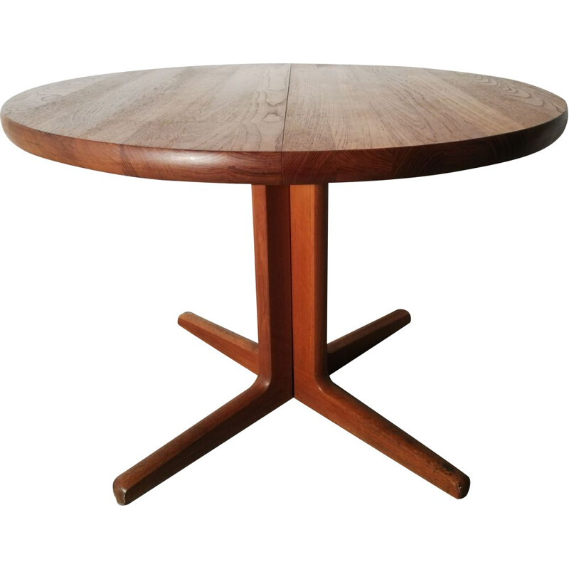 Scandinavian vintage dining table, 1960s