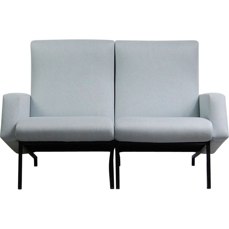 Vintage Miami sofa by Pierre Guariche for Meurop 1960