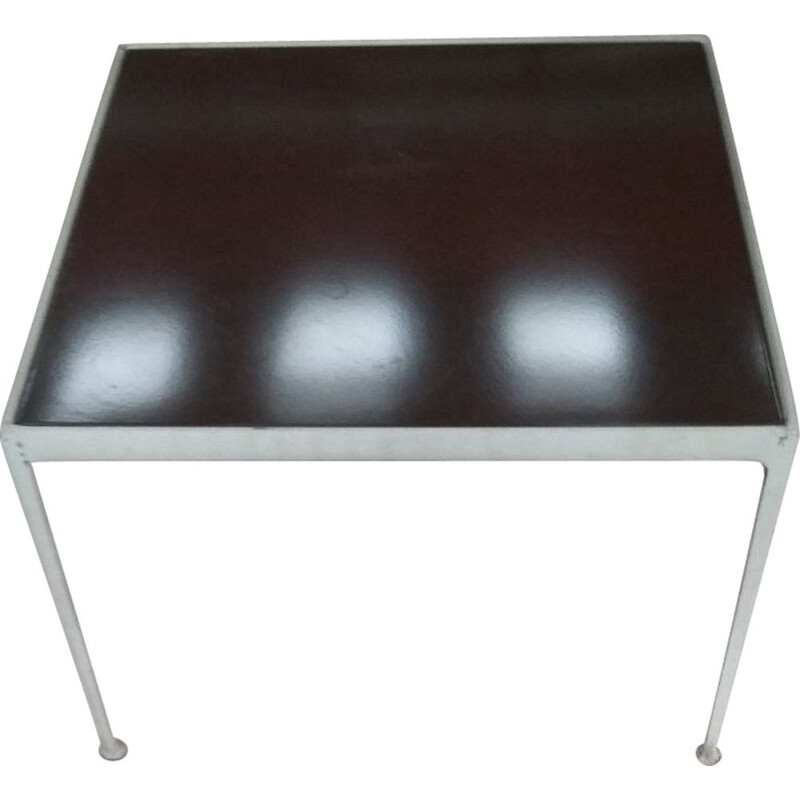 Vintage Table Leisure Collection by Richard Schultz Edition Knoll International