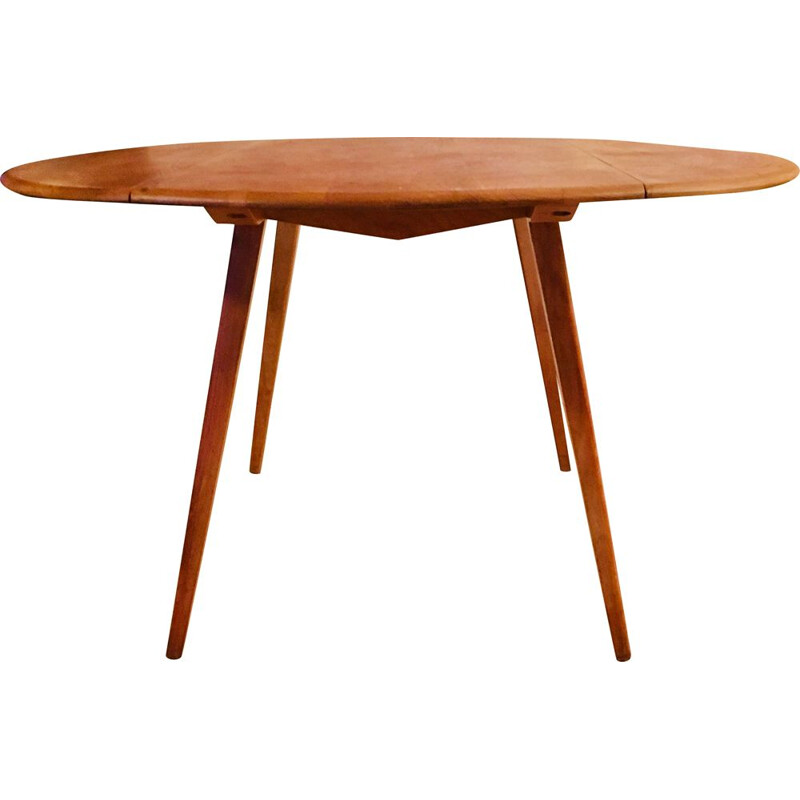 Vintage dining table by Lucian Ercolani for Ercol, 1960s