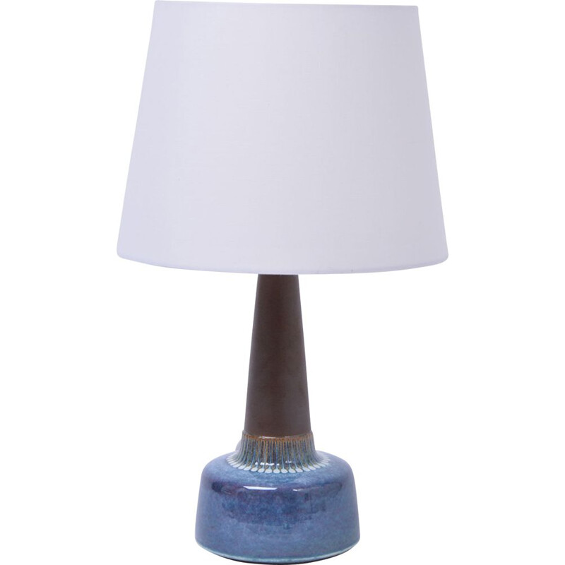 Vintage 1080 table lamp by Einar Johansen for Søholm, 1960s