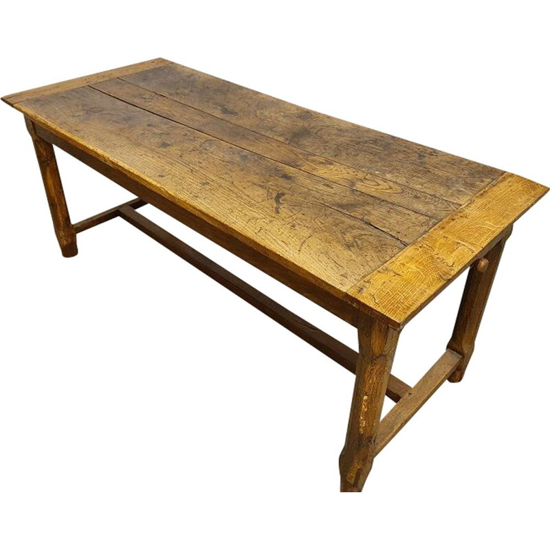 Vintage wooden table, 1930s