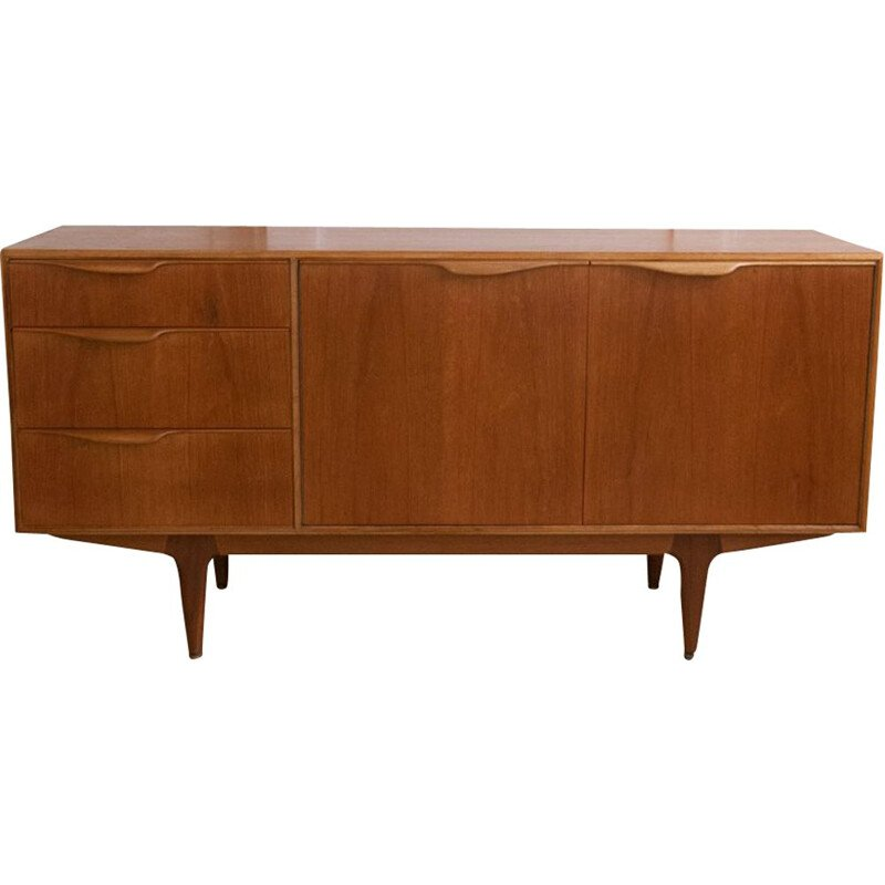 """Vintage """"Dunvegan"""" sideboard by Tom Robertson from McIntosh, 1960s"""