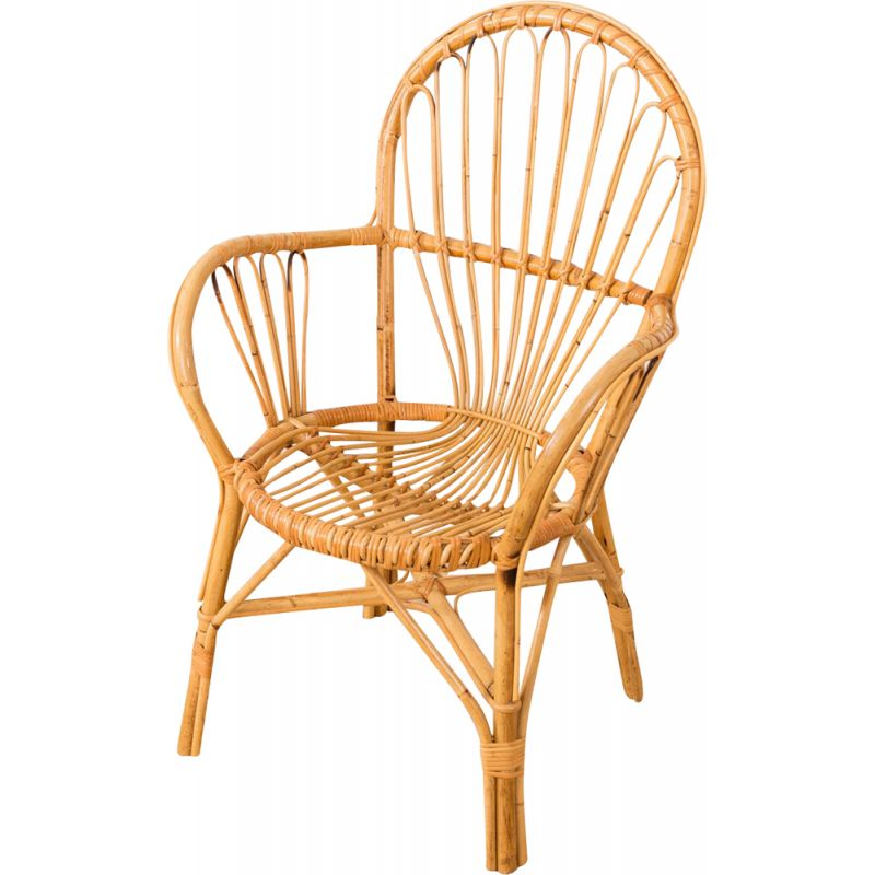 Vintage Bamboo Chair Germany 1960s, Vintage Bamboo Furniture