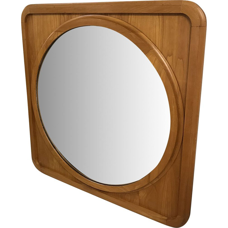 Vintage Mirror, North America, Circa 1970
