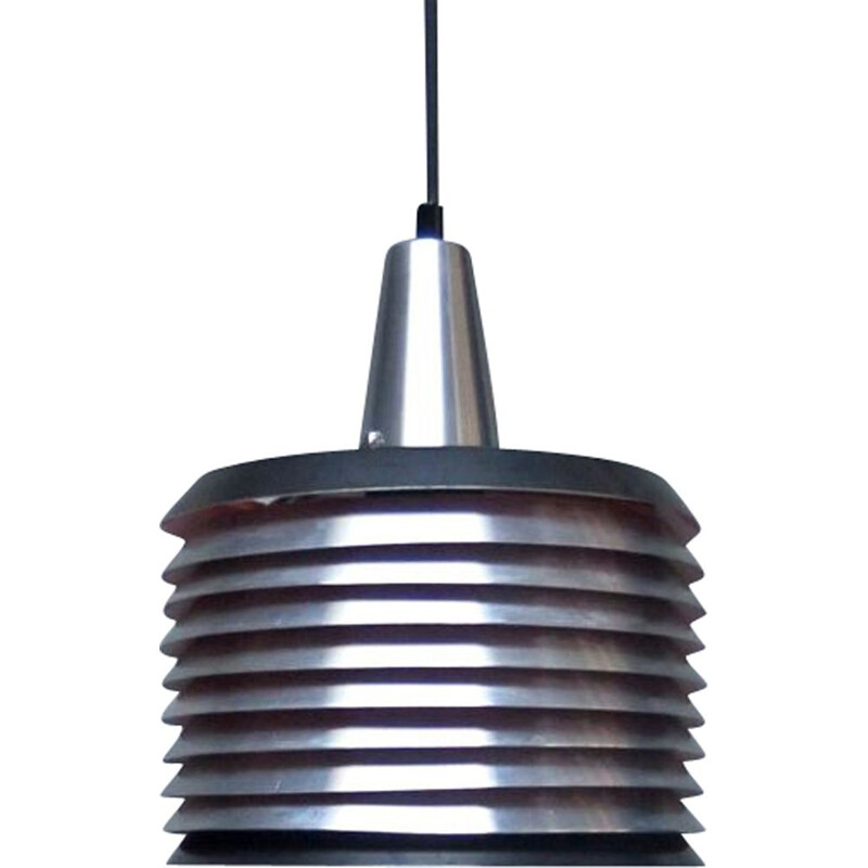 Vintage layered pendant lamp, 1970s