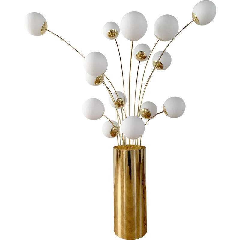 Vintage floor lamp by Pia Guidetti Crippa, 1960s