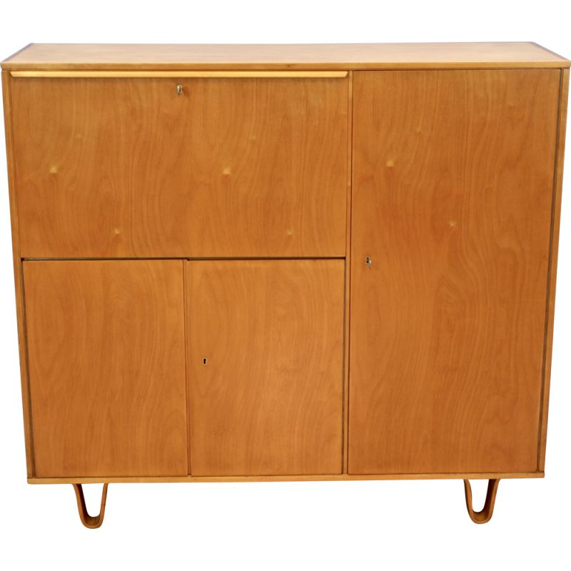 Vintage Dutch sideboard CB01 by Cees Braakman for UMS Pastoe, 1951