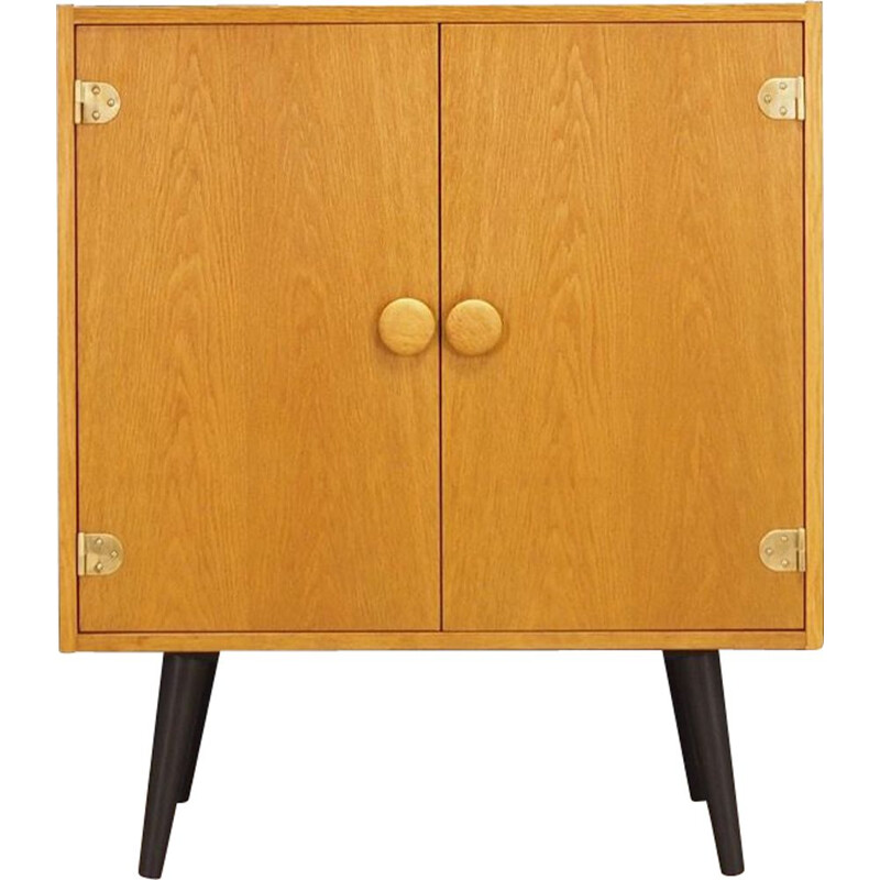 Vintage chest of drawers in ash, 1960-70s