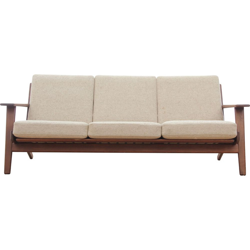 Vintage GE 290 sofa by Hans Wegner for Getama, 1950s