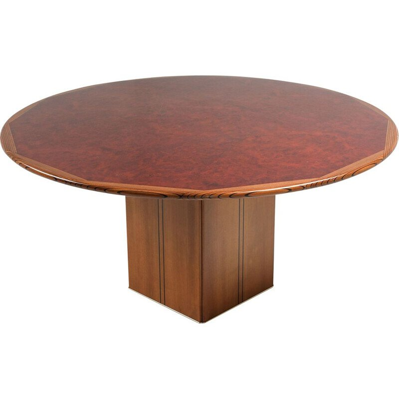 "Vintage Artona ""Africa"" dining table by Afra and Tobia Scarpa, 1970"