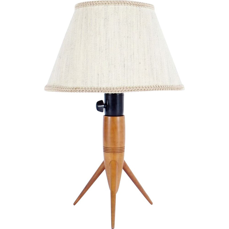 Vintage table lamp by ULUV, 1960s