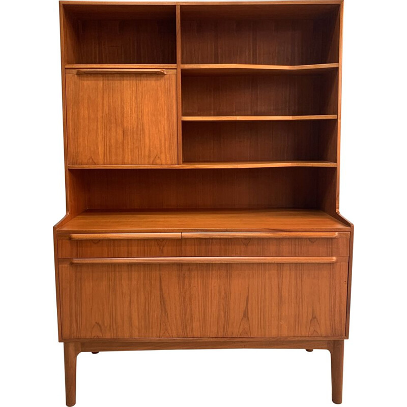 Vintage McIntosh bookcase in teak 1960