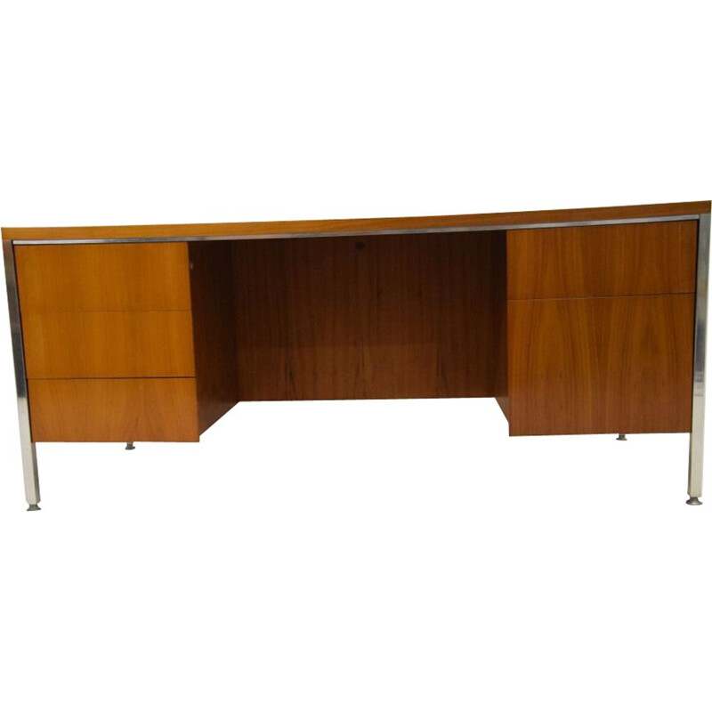 Vintage office by Georges Frydman for Efa Furniture International, 1950-60s