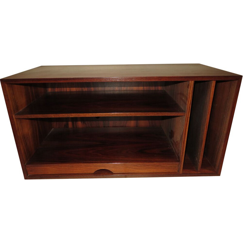 Vintage Scandinavian shelves in rosewood by Torbjorn Afdal, 1960