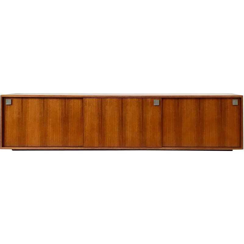 Vintage wooden sideboard by Hendrickx, 1970