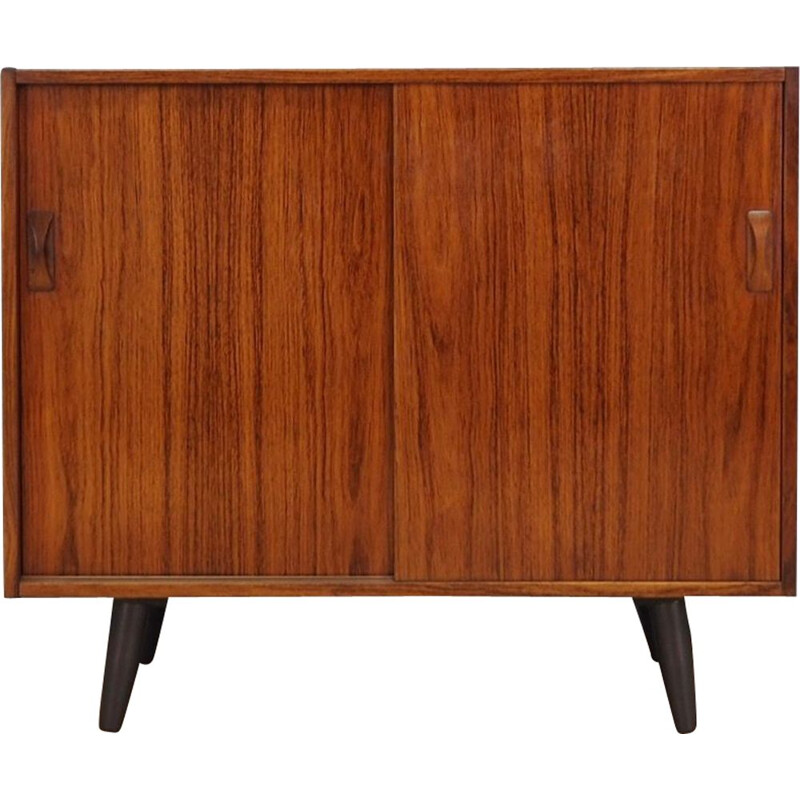 Danish vintage cabinet by Clausen & Son, 1970s