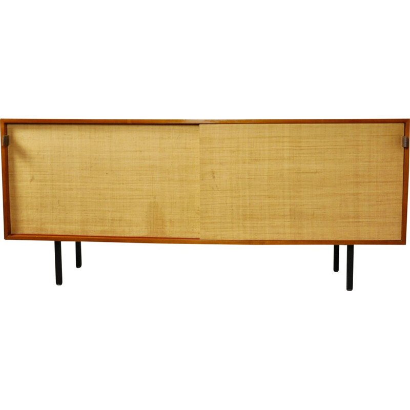Vintage sideboard Model 116 by Florence Knoll Bassett for Knoll Internatioal, 1950s