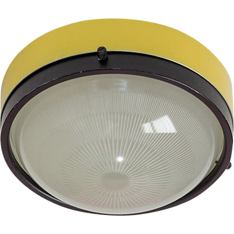 vintage ceiling lamp 3027p by Gino Sarfatti for Arteluce, 1960s