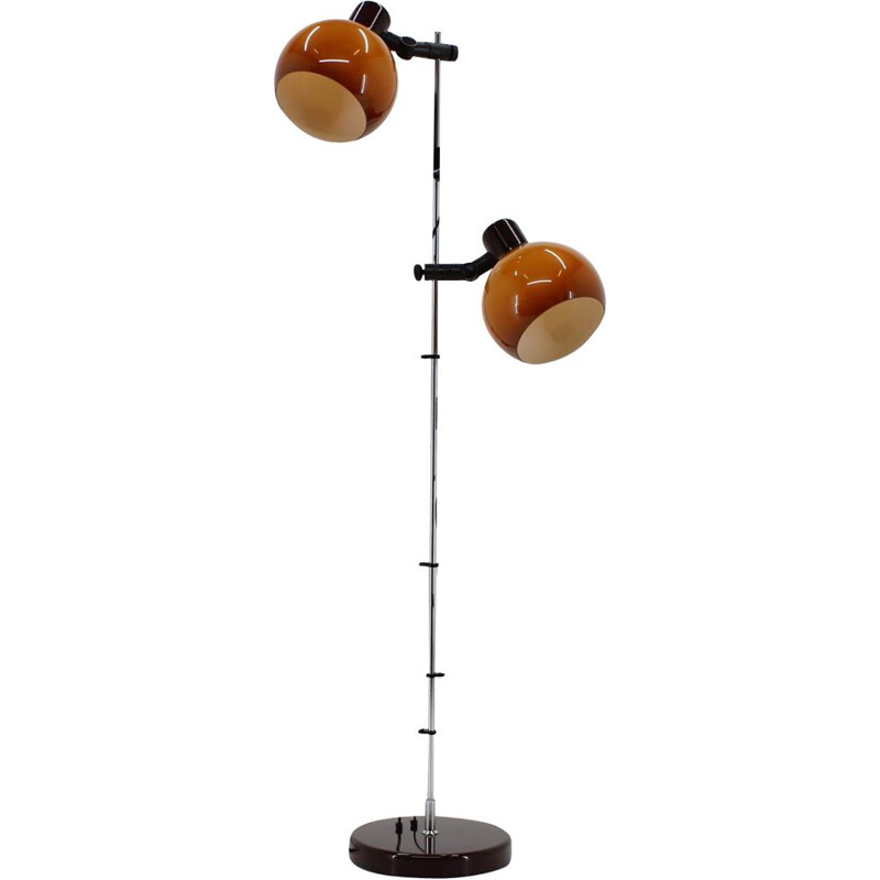 Vintage adjustable floor lamp,1960s