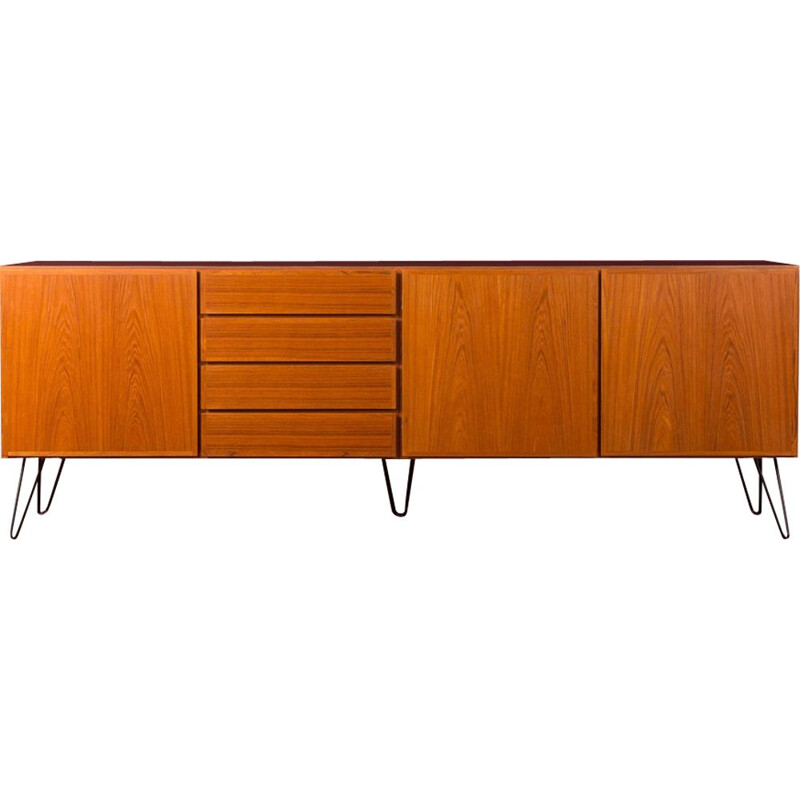 Vintage sideboard by Omann Jun from the 1960
