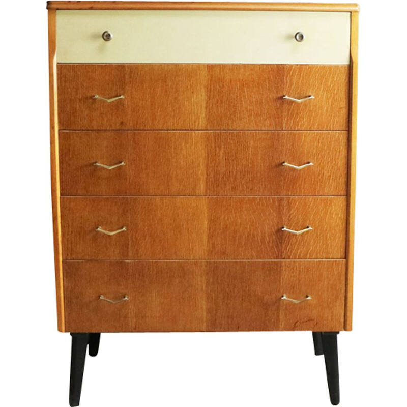 """Vintage chest of drawers by """"Beeanese"""" 1960"""