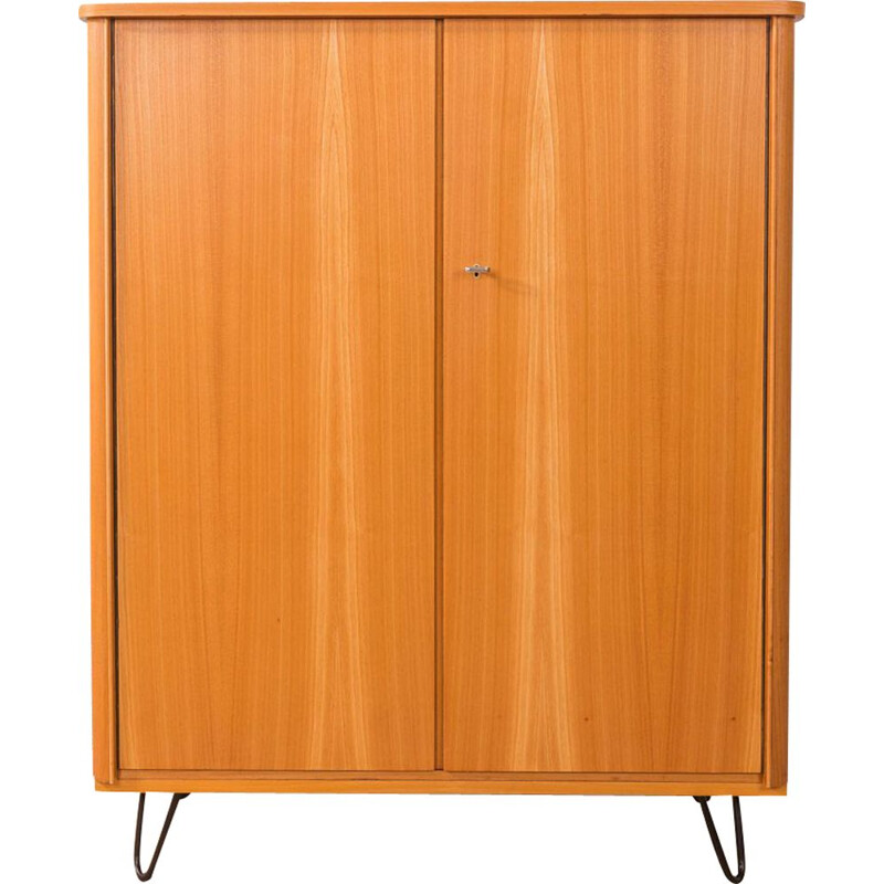 Vintage cabinet in ashwood, Germany, 1950s