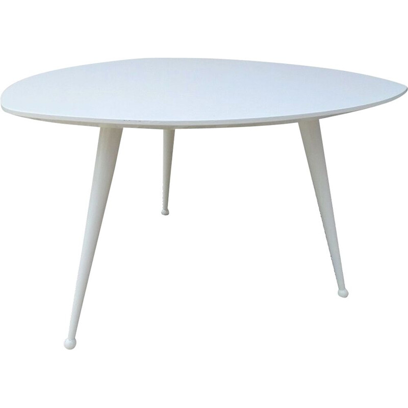 Vintage Scandinavian coffee table by Cees Braakman 1950