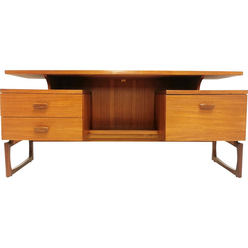 Vintage Quadrille desk by G plan, 1960s