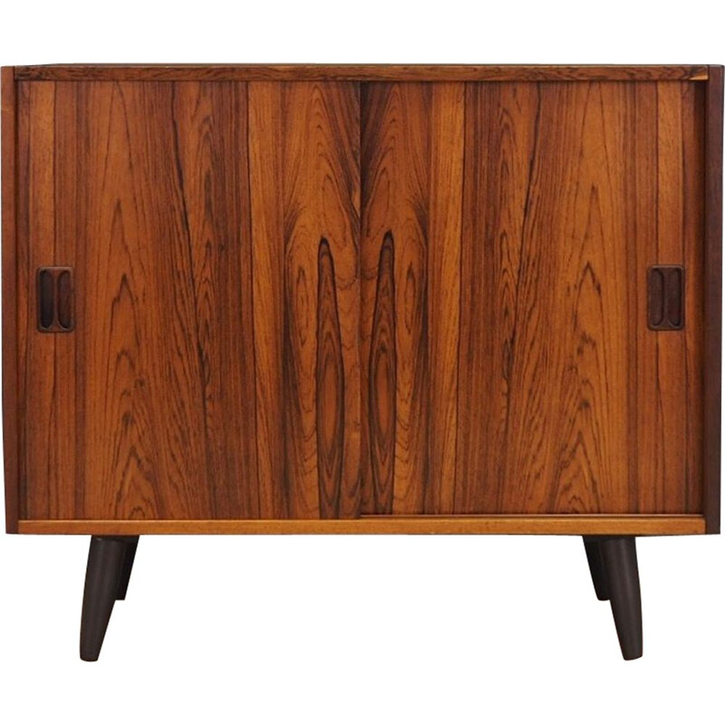 Vintage sideboard, scandinavian design in rosewood, by Niels.J.Thorso, 1960-1970
