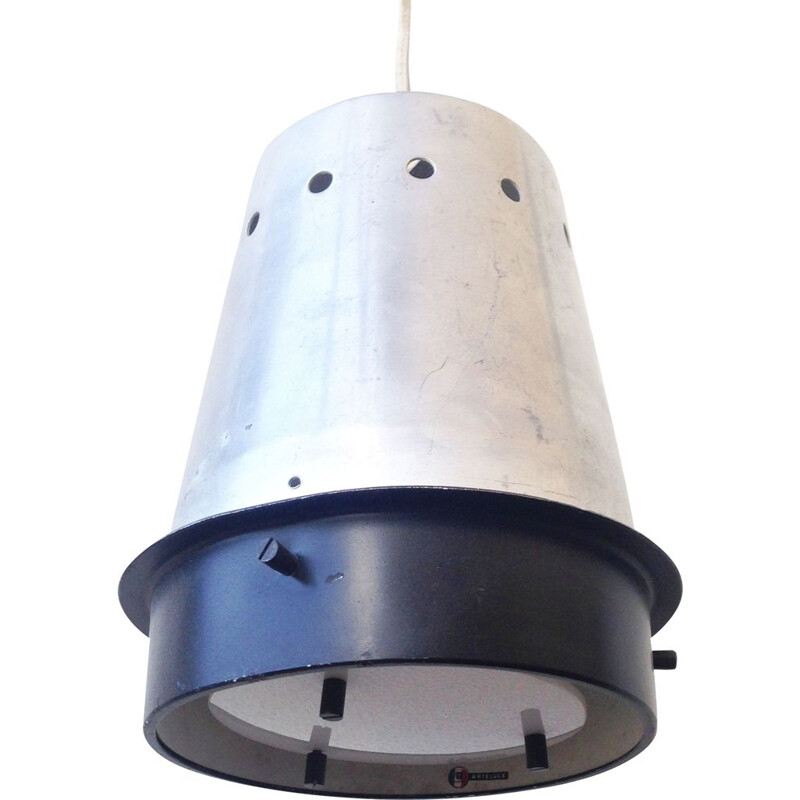 Vintage Suspension Lamp Gino Sarfatti Arteluce 1950